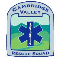 The Cambridge Valley Rescue Squad, Inc. (CVRS)